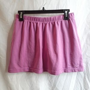 Nike Golf Skirt Skort Dri-Fit Pink Size Small